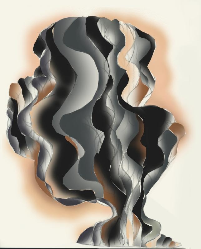 119.variations-dark tree-