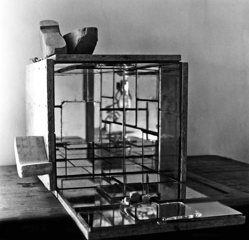 158.box of glasses-1964-