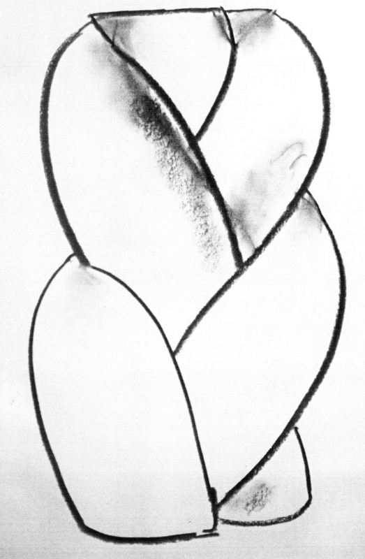 75.sensual plait-like a womam-