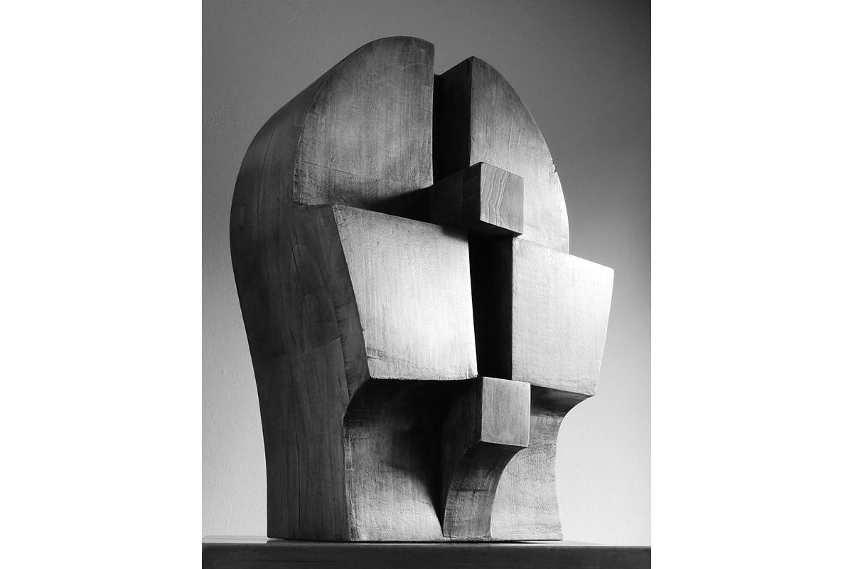 42.wooden head-