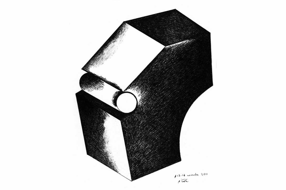 45.head with roller-profile-